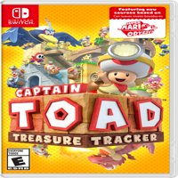 Captain Toad: Treasure Tracker, Nintendo, Nintendo Switch, 045496592967