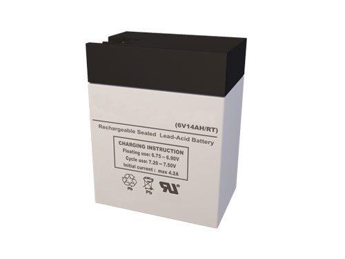 Power Patrol SLA0975 FP Battery Replacement (6V 14AH SLA
