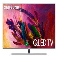 """SAMSUNG 75"""" Class 4K (2160P) Ultra HD Smart QLED HDR TV QN75Q7FN (2018 model)"""