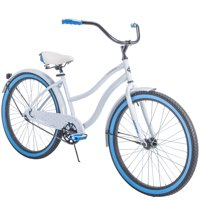 """Huffy 26"""" Cranbrook Womens Cruiser Bike with Perfect Fit Frame"""