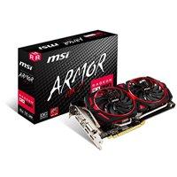 MSI RX 570 ARMOR MK2 8G OC - R570AR28C Gaming Bundle Included