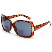 6fd45cff05 Women s BiFocal Sun Readers Sunglasses Jackie O Tortoise - 1.5   Tortoise