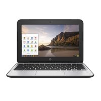 "Refurbished HP Chromebook 11 G3 11.6"" Chromebook Intel Celeron N2840 Dual Core 2GB 16GB SSD"