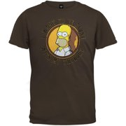 Simpsons - I Want to Be Alone Youth T-Shirt 85cdc249d