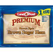 Land O'Frost Premium Home-Style Brown Sugar Ham Lunchmeat, 16oz
