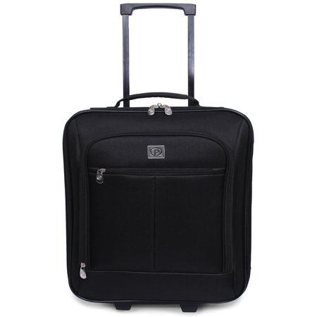 Protege Pilot Case Carry-On Suitcase, 18 (Walmart Exclusive)