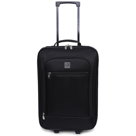 Protege Pilot Case Carry-On Suitcase, 18 (Walmart (Best 4 Wheel Suitcase Review)