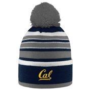 7fcfa20a4662ad University Of California Berkeley Golden Bears Cuffed Pom Beanie Hat - NAVY