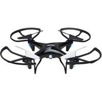 Sky Rider Falcon 2 Pro Quadcopter Drone with Video Camera, DRC377B