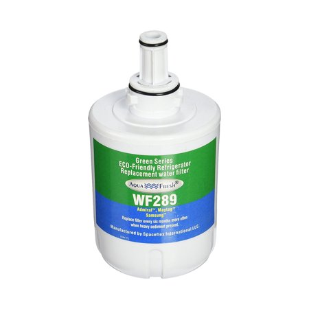Replacement Water Filter For Samsung DA29-00003G Refrigerator Water Filter by Aqua Fresh ()