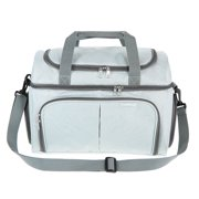 TOMSHOO 20L Thermal Insulated Cooler Lunch Bag Outdoor Picnic Storage Bag
