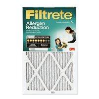 Filtrete 16x25x1, Allergen Reduction HVAC Furnace Air Filter, 1200 MPR, 1 Filter