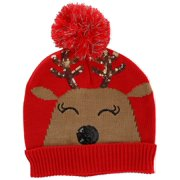 1efb1f3411cd5 Women's Novelty Holiday Cuff Beanie Hat