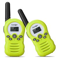 Walkie Talkies for Kids, 22 Channel Two Way Radio 3 Miles (up to 5Miles) Walkies Talkies , Long Range Wireless Handheld Mini Outdoor Camping Toys for Boys Girls( 1 Pair )