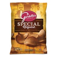 Gardetto's Special Request Roasted Garlic Rye Chips, 14 Oz.