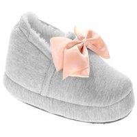 Jojo Siwa Girl's Bow Scuff Slipper