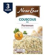 Near East Couscous Mix, Parmesan, 5.9 oz Box