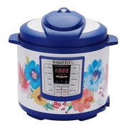 Instant Pot Pioneer Woman LUX60 Breezy Blossom 6 Qt 6-in-1 Multi-Use Programmable Pressure Cooker, Slow Cooker, Rice Cooker, Saute, Steamer, and Warmer