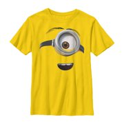 ef3432e8d1b Despicable Me Boys  One Eyed Minion Costume T-Shirt