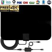 Best Indoor Wifi Antennas - HDTV Antenna, Upgraded 2019 Version HD Digital Indoor Review