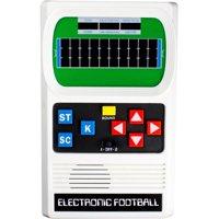 Football electronic game - handheld - mattel classic