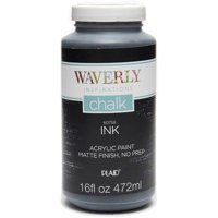 Waverly Inspirations Matte Chalk Finish Acrylic Paint, 16 oz