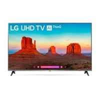 """LG 65"""" Class 4K (2160) HDR Smart LED UHD TV w/AI ThinQ - 65UK7700PUD"""
