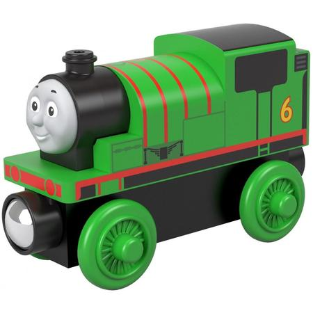 Thomas & Friends Wood Percy Wooden Tank Engine - Percy The Train