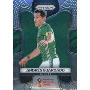 929154c9d34 2018 Panini Prizm  128 Andres Guardado Mexico Soccer Card