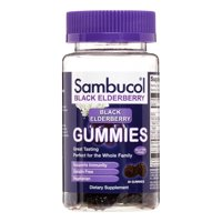 Sambucol Black Elderberry Gummies, 30 Ct