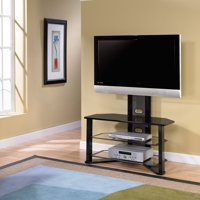 "Z-Line Designs Astor Flat Panel TV Stand for TVs up to 60"", Black"