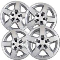 "17"" inch Chrome Wheel Covers for 2008-2012 Chevrolet Malibu - Set of 4"