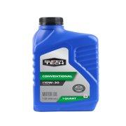 (4 Pack) SuperTech 10W30 Motor Oil, 1 Quart