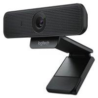 Logitech C925e Webcam, 1080p, Black