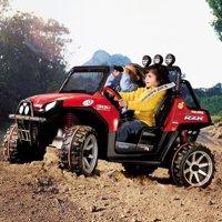 Peg Perego Polaris Ranger RZR ATV Battery Powered Riding Toy