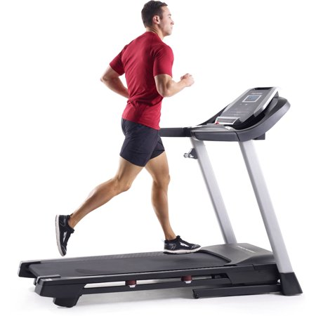 ProForm 520 ZNi Folding Treadmill with iFit Personal Training