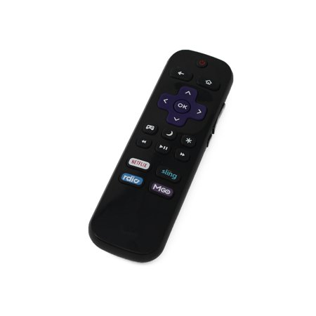 Replacement Insignia NS-RCRUS-16 Roku TV Remote Control for Insignia NS-40DR420NA16 Television - image 3 of 4