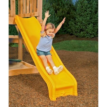 PlayStar Yellow Scoop Playground (Unison 12 Slide)