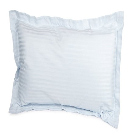 Superior 650 Thread Count Egyptian Cotton Stripe Pillow Sham Set