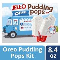 Jell-O Oreo Pudding Pop Mold Kit, 8.4 oz Box