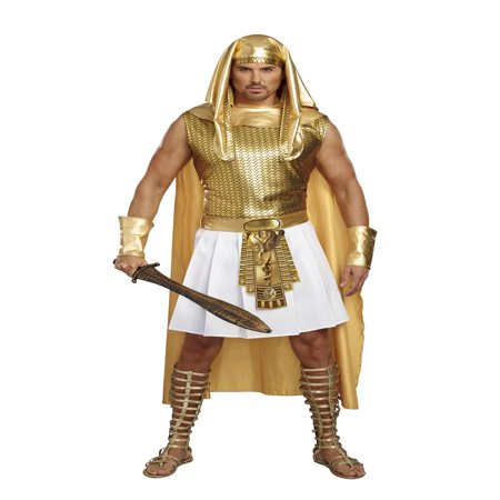 Dreamgirll Men's Ramses Egyptian Costume Set](Diy Egyptian Costume)