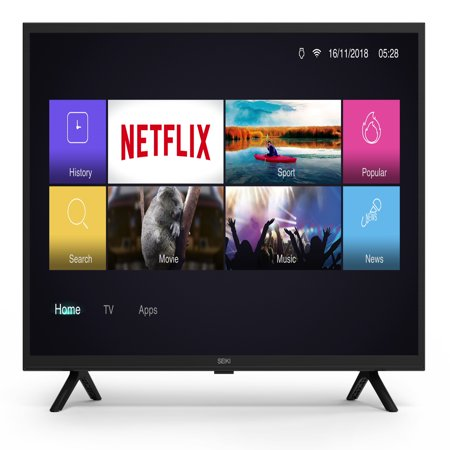 "Seiki 32"" Class HD (720p) Smart LED TV (SC-32HK860N)"