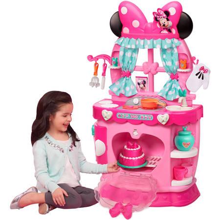 Disney Minnie Bow-Tique Sweet Surprises Kitchen - Minnies Bowtique
