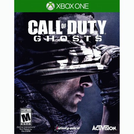 Call of Duty: Ghosts - Xbox One (Call Of Duty Ghost Camo Code Xbox 360)