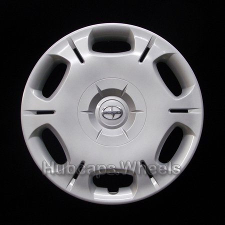OEM Genuine Scion Wheel Cover Fits 2008-2015 xB and 2008-2014 xD - Professionally Refinished Like New - 16in Replacement Single Hubcap (16in Xd Rims)