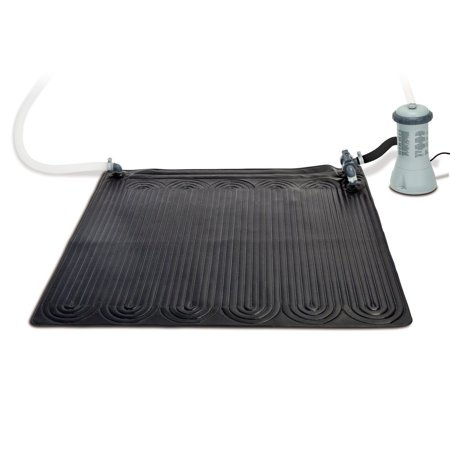 Intex Solar Heater Mat For Above Ground Pools Up To 8,000 Gallons