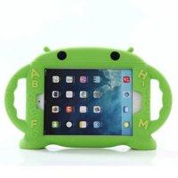 iPad mini Case, Dteck Shockproof Soft Rubber Silicone Kids Safe Handle Cover For iPad mini/mini 2/mini 3/mini 4 7.9inch Tablet, Green