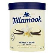 Tillamook Ice Cream Vanilla Bean, 1.75 QT