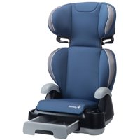 Safety 1st Store 'n Go Sport Booster Car Seat, Dusted Indigo
