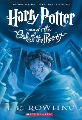 Harry Potter and the Order of the Phoenix (Paperback) (All The Holidays In Order)